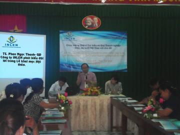 Hội thảo INLEN ngày 18.05.2015